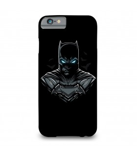 Batman printed mobile cover